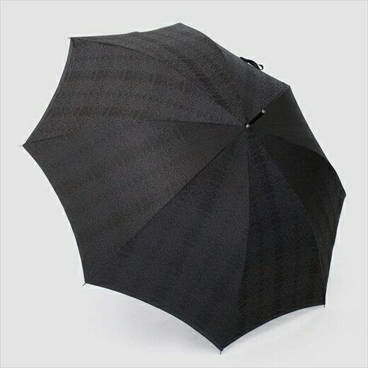 【ふるさと納税】槙田商店【紳士晴雨兼用】長傘 monotone パイソン