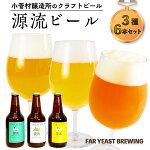 【ふるさと納税】FARYEASTBREWING源流ビール6本セット