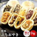 【ふるさと納税】信州おやき9種詰合わせ(焼きタイプ) 【惣菜