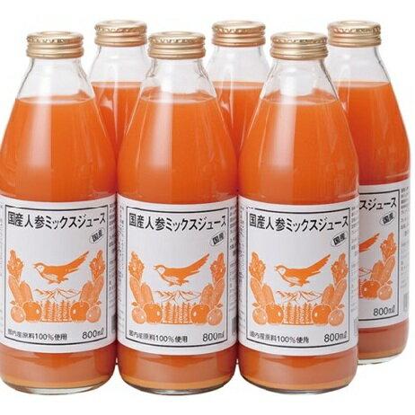 ツルヤ 国産にんじんミックスジュース [果実飲料・野菜ジュース・人参・ニンジン]
