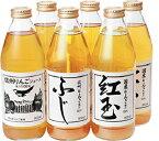 【ふるさと納税】ツルヤ 信州りんご・ふじ・国産紅玉ジュース詰合せ 【果実飲料】