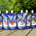 【ふるさと納税】「すずらん牛乳」フローズンアイスセット(2種×8本) 【飲料・ブルーベリー味・アイスクリーム】 その1
