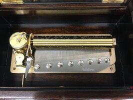 【ふるさと納税】癒しの音色72弁式シリンダーオルゴールFSO-100J