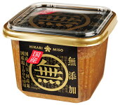 マル無無添加味噌国産750g×8ヶ1ケースひかり味噌長野県産みそ