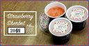 【ふるさと納税】バランスの良い美味しい高品質の「アルプスいちごシャーベット」20個