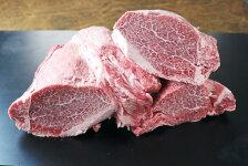 【ふるさと納税】最高級黒毛和牛信州平谷牛ヒレ丸ごと1本3kg以上