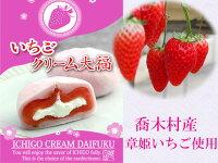 【ふるさと納税】2-A42いちごクリーム大福たっぷり25個セット