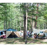 【ふるさと納税】K107-01白馬グリーンスポーツの森手ぶらキャンプセット