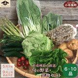 【ふるさと納税】直売所から直送 旬の野菜・果物セット