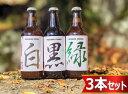【ふるさと納税】Q-1 NOZAWAONSENクラフトビール 3本セット