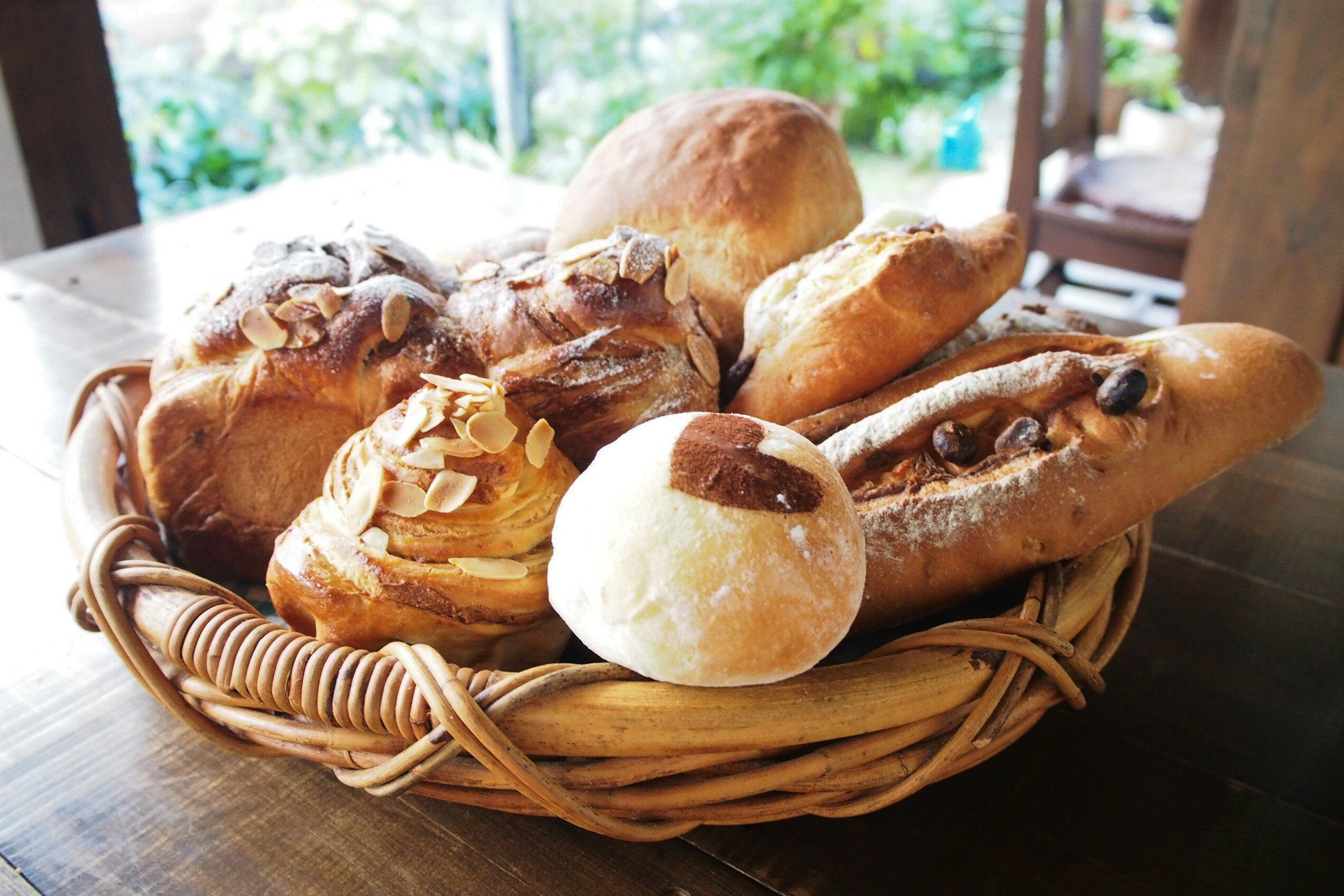 【ふるさと納税】Mam's店主おすすめのパンの詰め合わせ