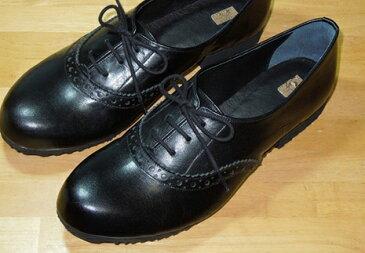 【ふるさと納税】M147S04 ハンドメイドのオーダー婦人革靴(紐靴)