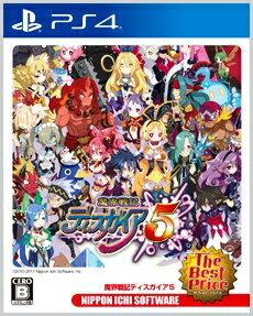 【ふるさと納税】PS4 魔界戦記ディスガイア5セット