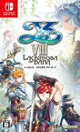 【ふるさと納税】 Nintendo Switch イースVIII -Lacrimosa of DANA- / Nintendo Switch ゲームソフト
