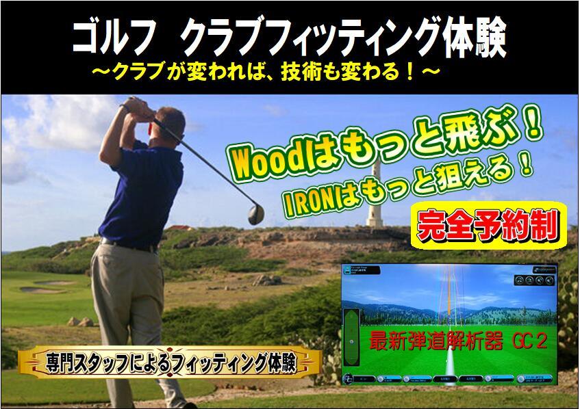 【ふるさと納税】ゴルフスイング診断サービス