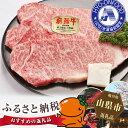 【ふるさと納税】No.074 氷温(R)熟成 飛騨牛A5等級ロース肉ステーキ 計約540g 超高速凍結