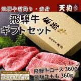 【ふるさと納税】飛騨牛ギフトセット001