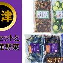 【ふるさと納税】海津 なすびや特選漬物セットと海津産野菜 【...