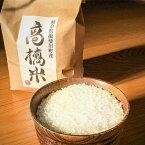 【ふるさと納税】高橋米(揖斐川町産はつしも)白米10kg 【お米】