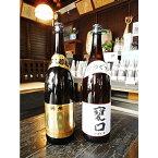 【ふるさと納税】甕口 1.8L×1本 1689純米富久若松 1.8L×1本  【日本酒】