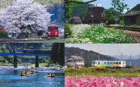 長良川鉄道全線1日フリー乗車証