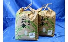 【ふるさと納税】【10011】☆限定50☆富加町のお米『コシヒカリ・ハツシモ』各3Kg