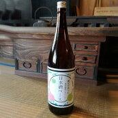 蔵元が造った果実酒用リキュール「日本酒ベース」1.8L×1本