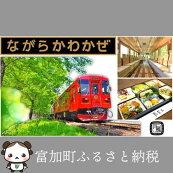 観光列車「ながら」川風号お弁当プラン予約券(シングル)