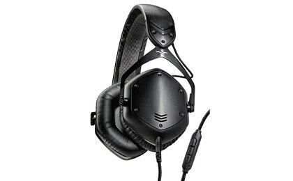 V−MODA ヘッドホン マットブラック XFL2V−U 【雑貨・日用品】