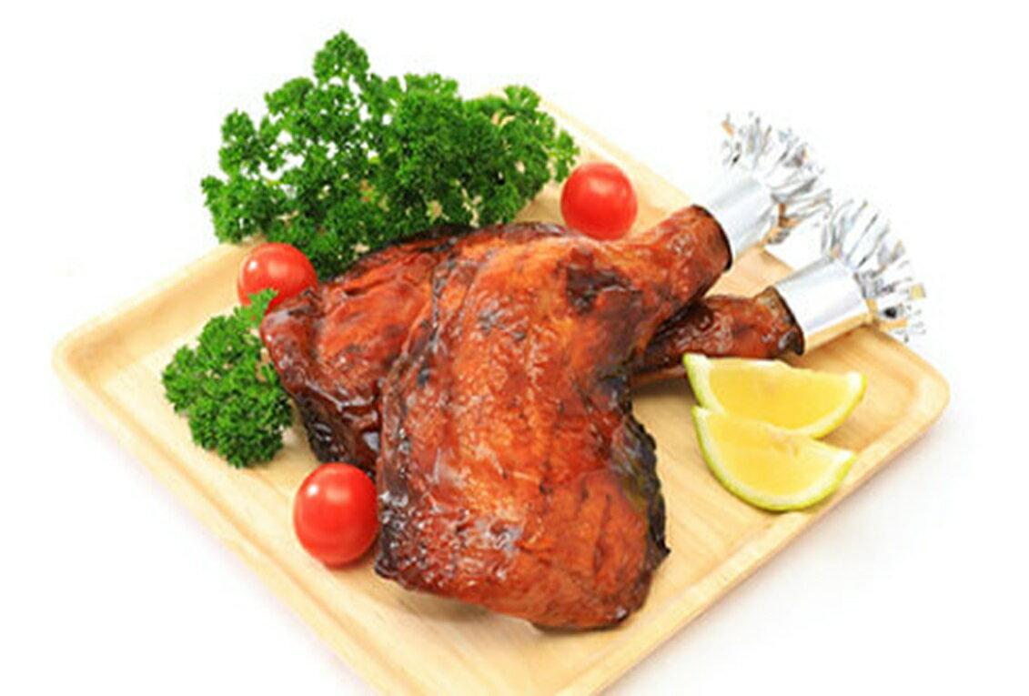 【ふるさと納税】鶏肉 もも肉 静岡県産銘柄鶏「富士の鶏」骨付きモモ肉セット 鶏 1,750g 冷凍 送料無料