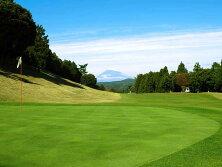 【ふるさと納税】伊豆・伊東平日ゴルフ18ホールセルフペアプレー券(2名様)