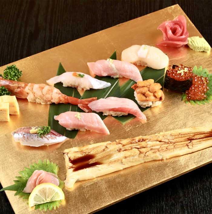 地魚・寿司 入船お食事券(10,000円×7枚)【ふるさと納税】