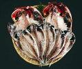 【ふるさと納税】伊豆・伊東干物セット特上金目鯛2枚と特上トロあじ5枚セットひもの佐々木海産の詰め合わせ
