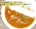 伊豆高原ケニーズハウスのレトルトセット(チキンカレー10食)【ふるさと納税】