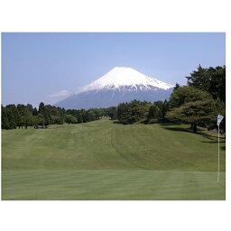 【ふるさと納税】1166大富士ゴルフクラブプレーご招待券(土日1名様セルフプレー昼食付))