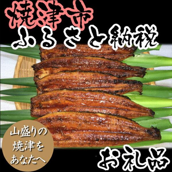 【ふるさと納税】005-093 サスイゲタうなぎの蒲焼き10本セット:静岡県焼津市