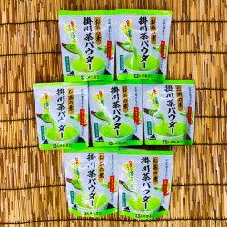 大井製茶掛川茶パウダー7袋よしず