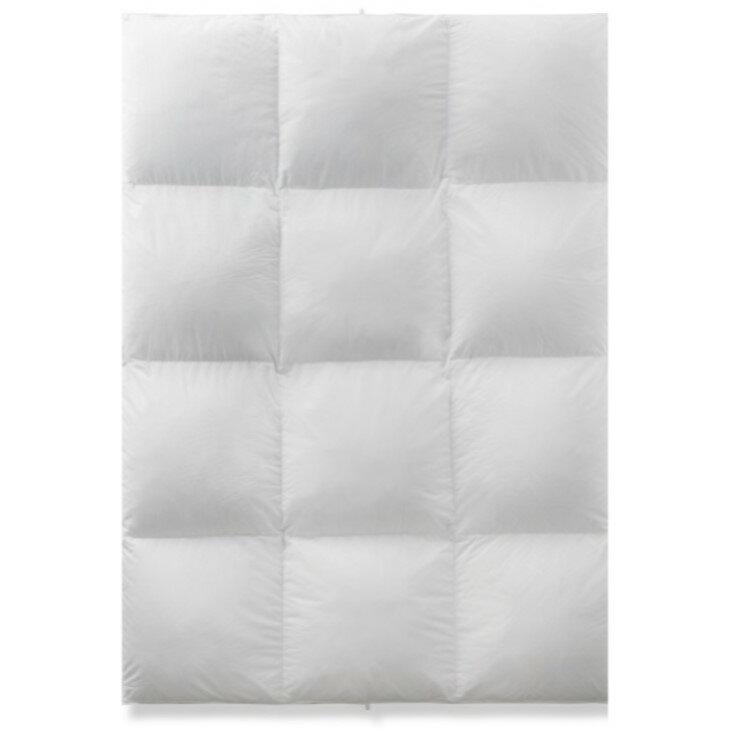 【ふるさと納税】フランスベッド羽毛布団LT OZ-02ダブルサイズ190×210cm