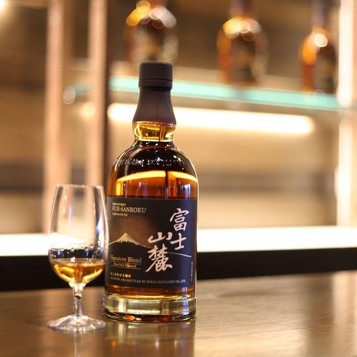 キリン ウイスキー 富士山麓シグニチャーブレンド700ml[酒 お酒 アルコール 国産]