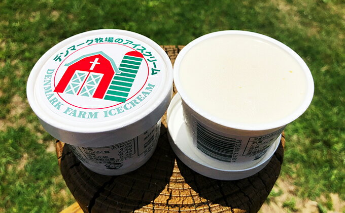 【ふるさと納税】デンマーク牧場のミルクアイスクリーム 12個セット 【お菓子・アイス・詰め合わせ】