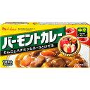 【ふるさと納税】ハウス食品 バーモントカレー【中辛】 230g×10箱 【加工食品】