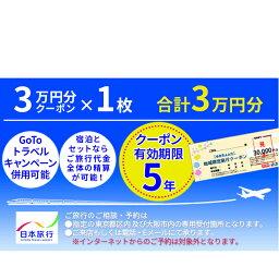 【ふるさと納税】日本旅行 地域限定旅行クーポン【30,000円分】 【旅行・チケット・旅行・宿泊券】