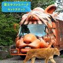 【ふるさと納税】富士サファリパークチケット 【チケット・入場券・優待券】