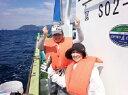【ふるさと納税】『なごみ丸』船釣り体験(半日コース)乗船券4枚