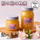 【ふるさと納税】松崎町で採取した蜂蜜 さくら蜜セット