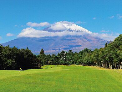 【ふるさと納税】C9 富士平原G・Cプレー利用券 3枚:静岡県小山町