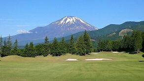 【ふるさと納税】D3 富士ヘルスC・Cゴルフプレー利用券 5枚:静岡県小山町
