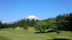 【ふるさと納税】C6 富士グリーンヒルG・Cゴルフプレー利用券 3枚:静岡県小山町