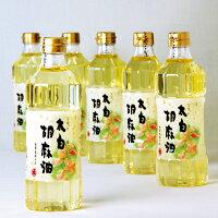 【ふるさと納税】G0030太白胡麻油700g(ペットボトル)×6本セット