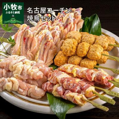 名古屋コーチン焼鳥セット(20本入り)